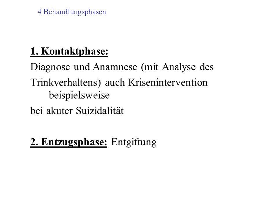 Diagnose und Anamnese (mit Analyse des
