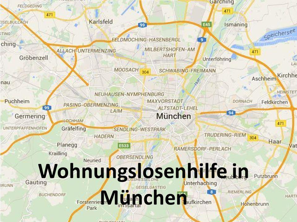 Wohnungslosenhilfe in München