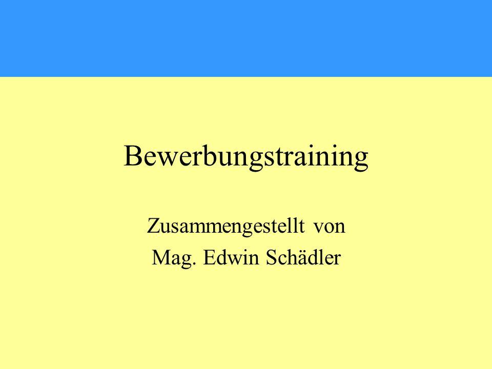 Zusammengestellt von Mag. Edwin Schädler