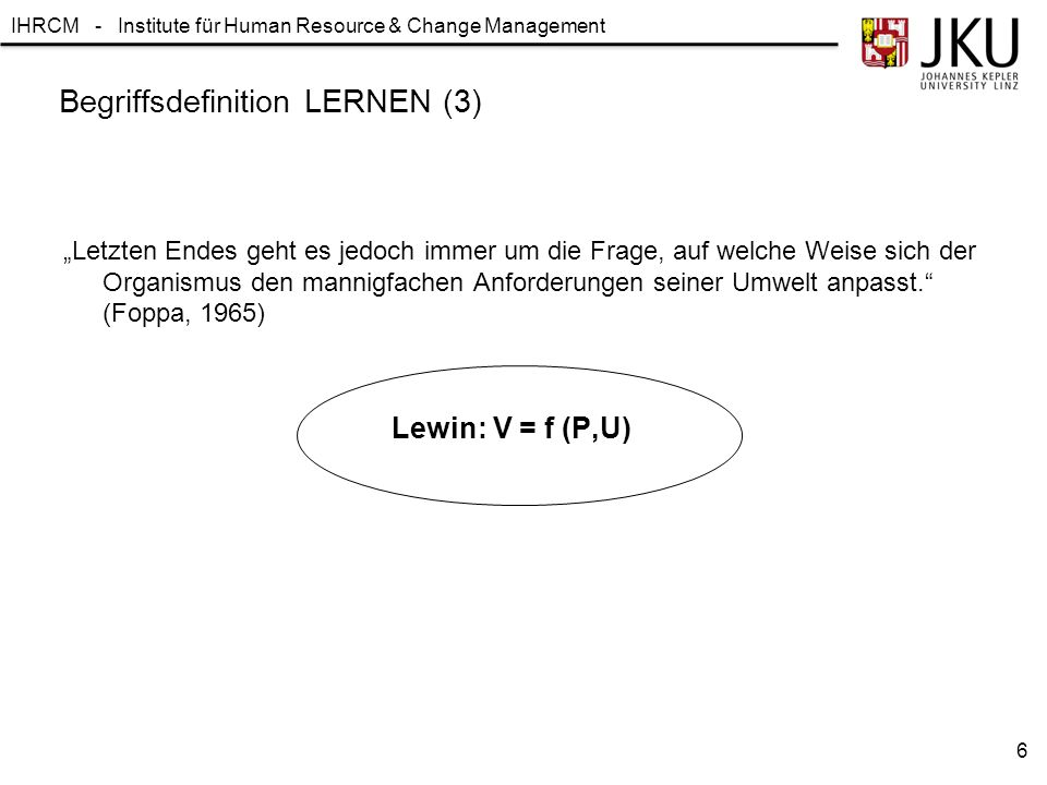 Begriffsdefinition LERNEN (3)