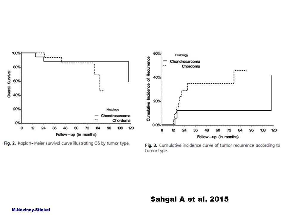 Sahgal A et al. 2015 M.Nevinny-Stickel