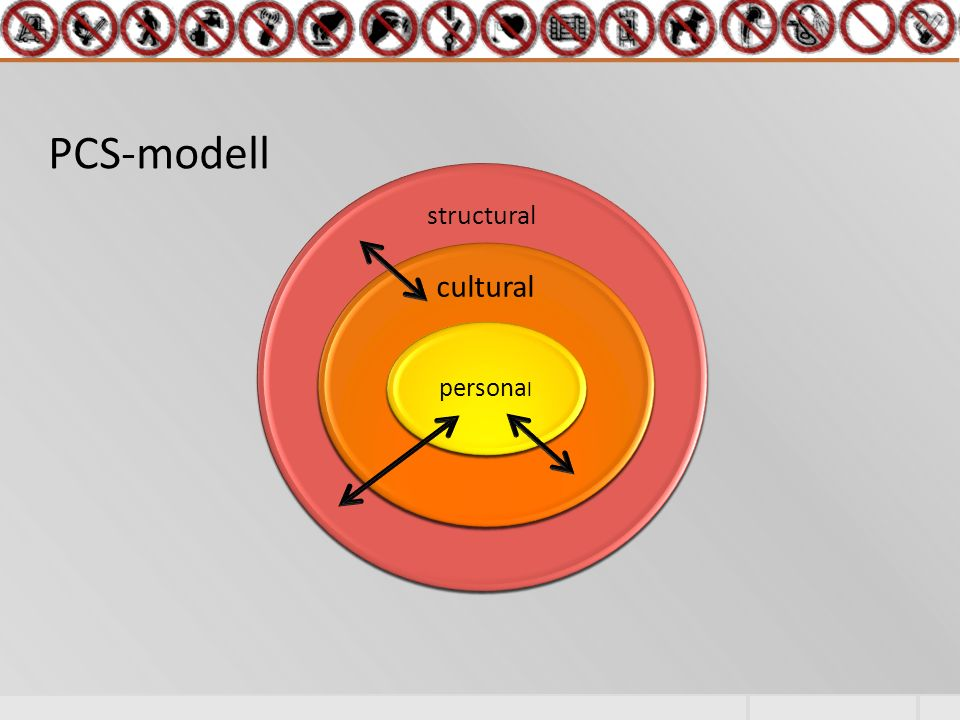 PCS-modell structural cultural personal