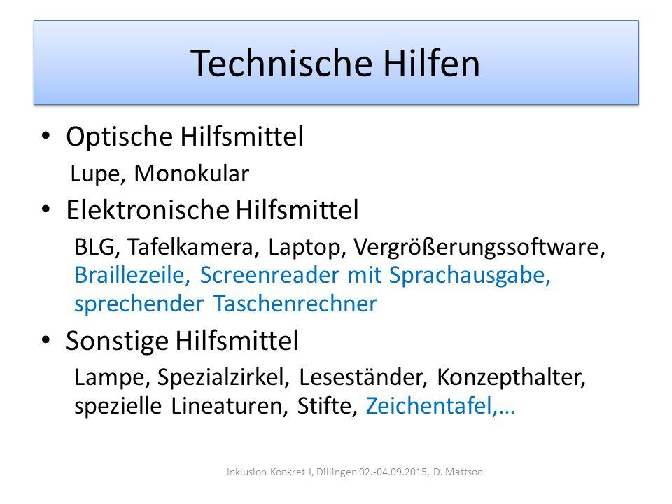 Inklusion Konkret I, Dillingen 02.-04.09.2015, D. Mattson