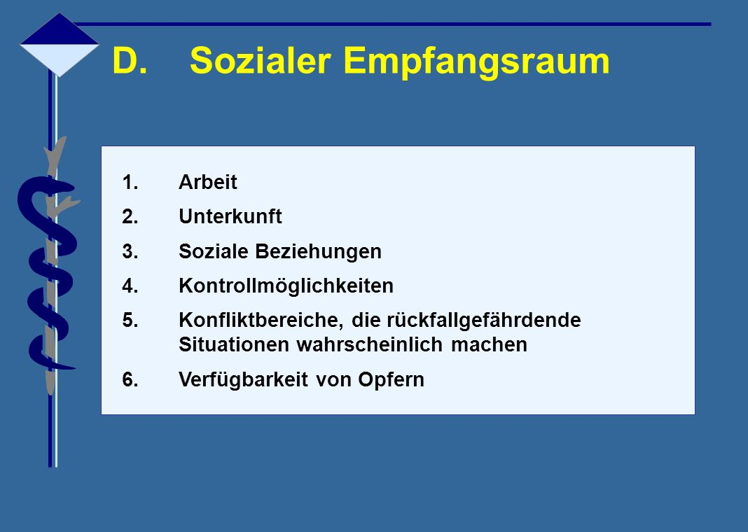 D. Sozialer Empfangsraum