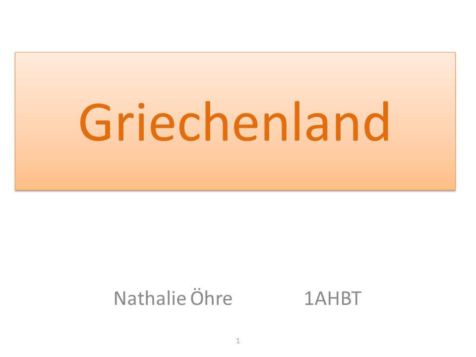 Griechenland Nathalie Öhre 1AHBT 1