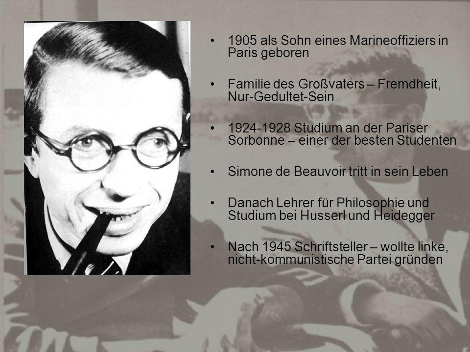1905 als Sohn eines Marineoffiziers in Paris geboren