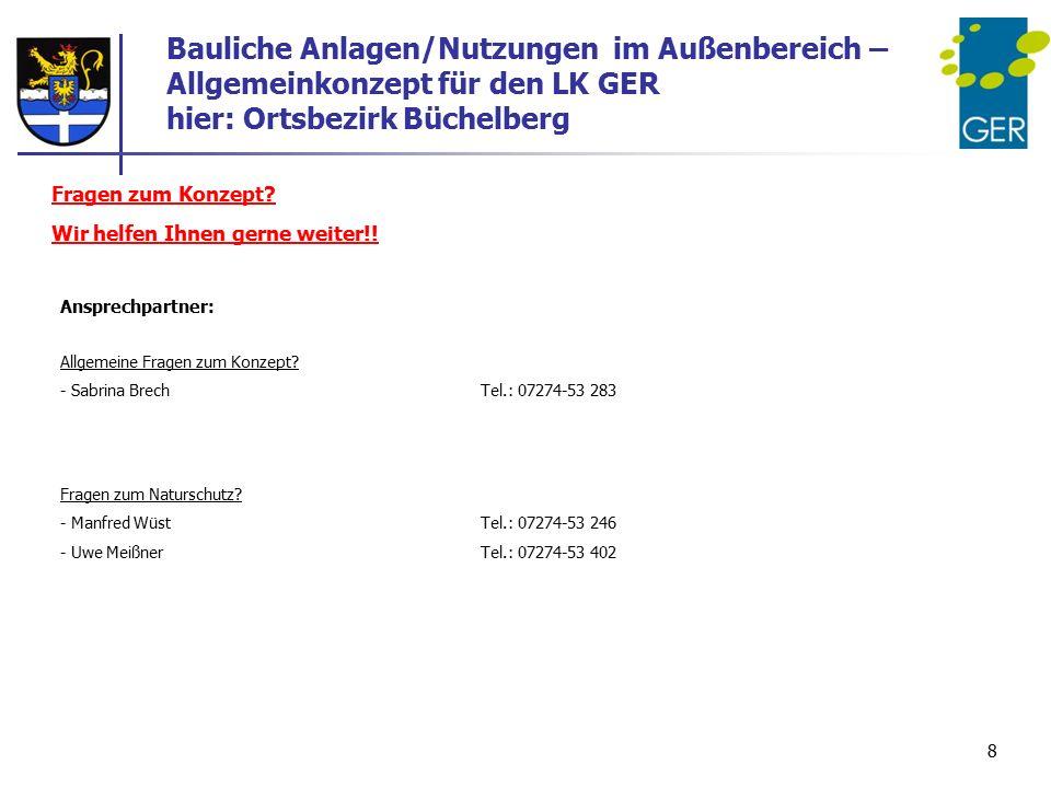 hier: Ortsbezirk Büchelberg