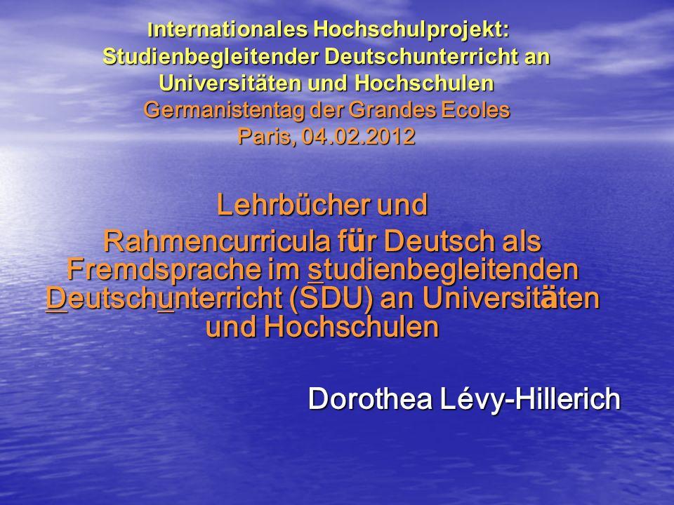 Dorothea Lévy-Hillerich