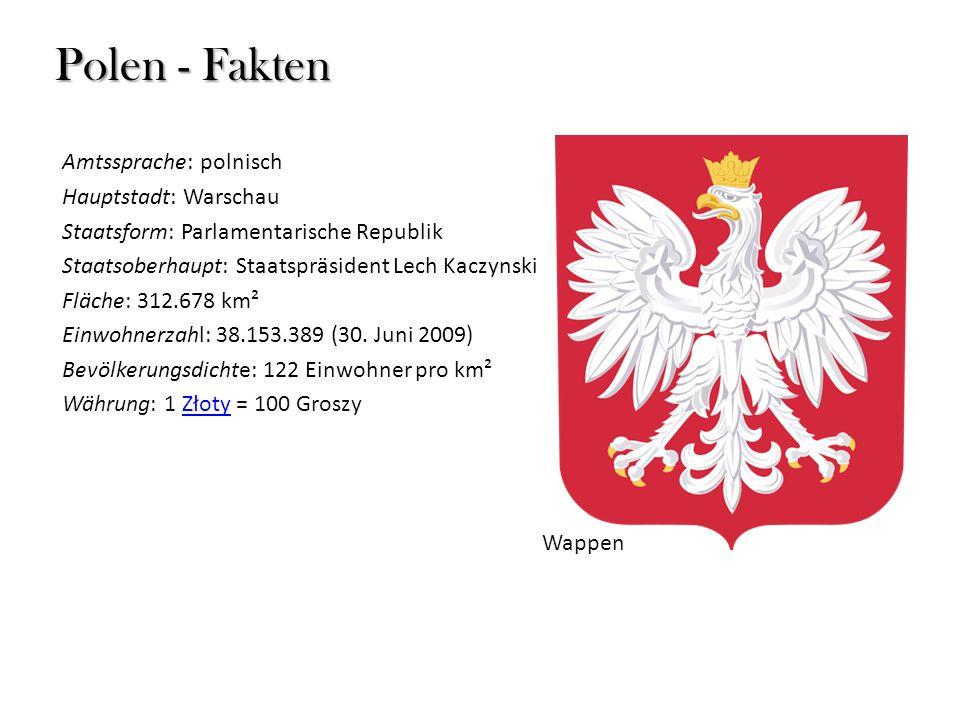 Polen - Fakten