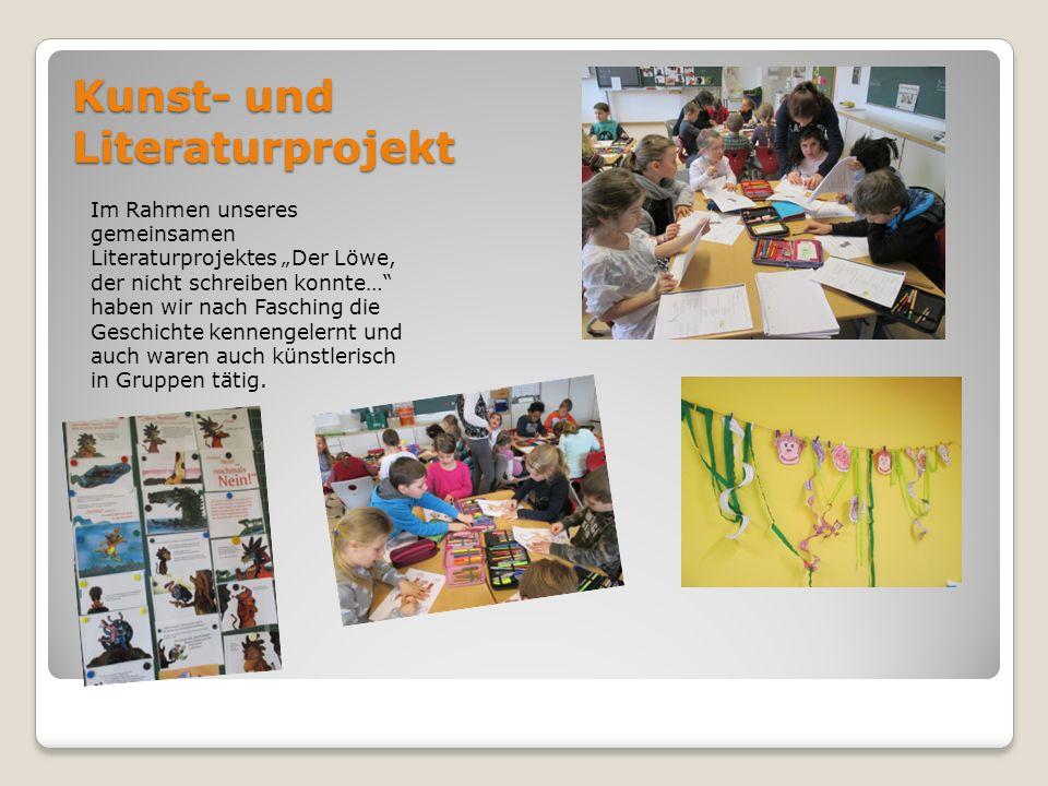 Kunst- und Literaturprojekt