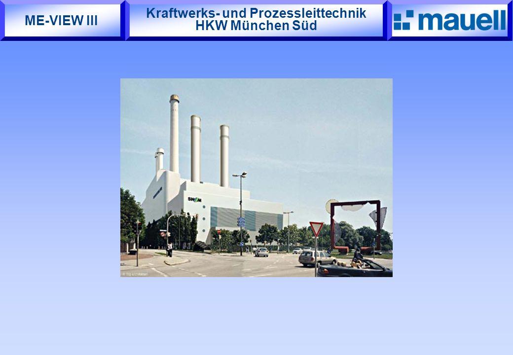 Kraftwerks- und Prozessleittechnik HKW München Süd