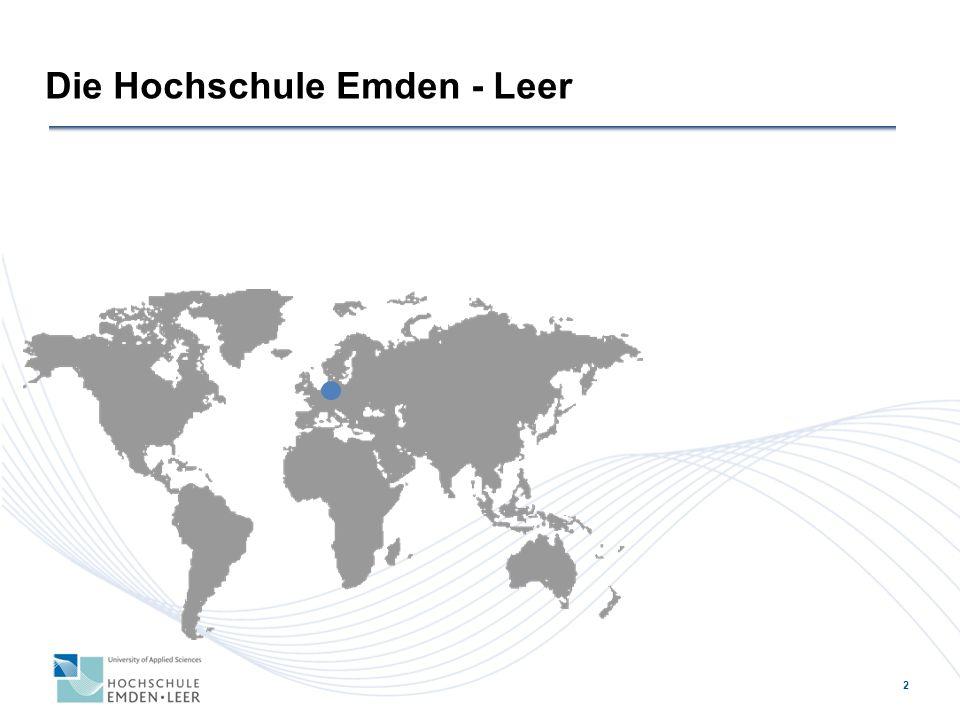Die Hochschule Emden - Leer