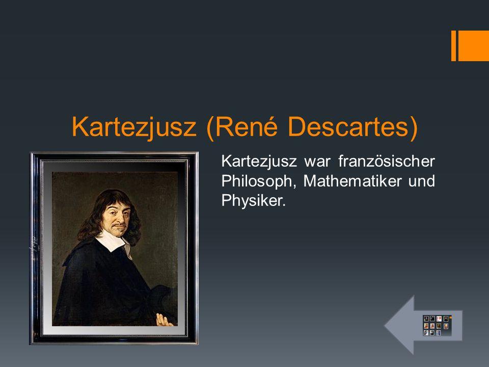 Kartezjusz (René Descartes)