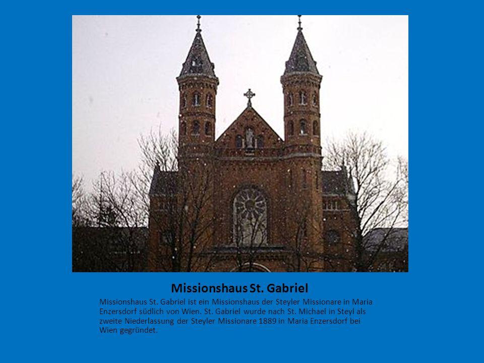 Missionshaus St. Gabriel