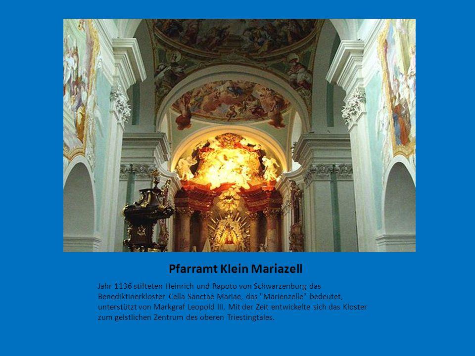 Pfarramt Klein Mariazell