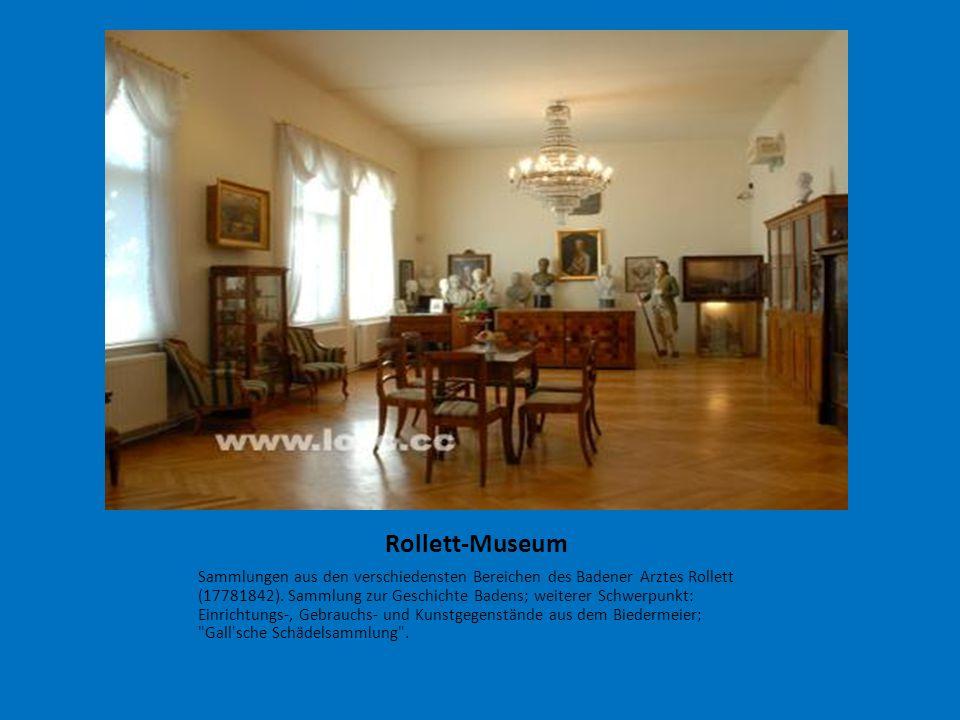 Rollett-Museum