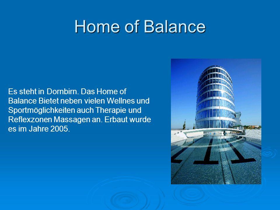 Home of Balance
