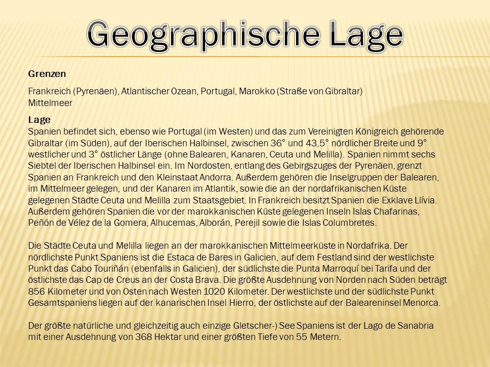 Geographische Lage Grenzen Lage