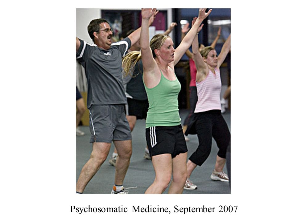 Psychosomatic Medicine, September 2007