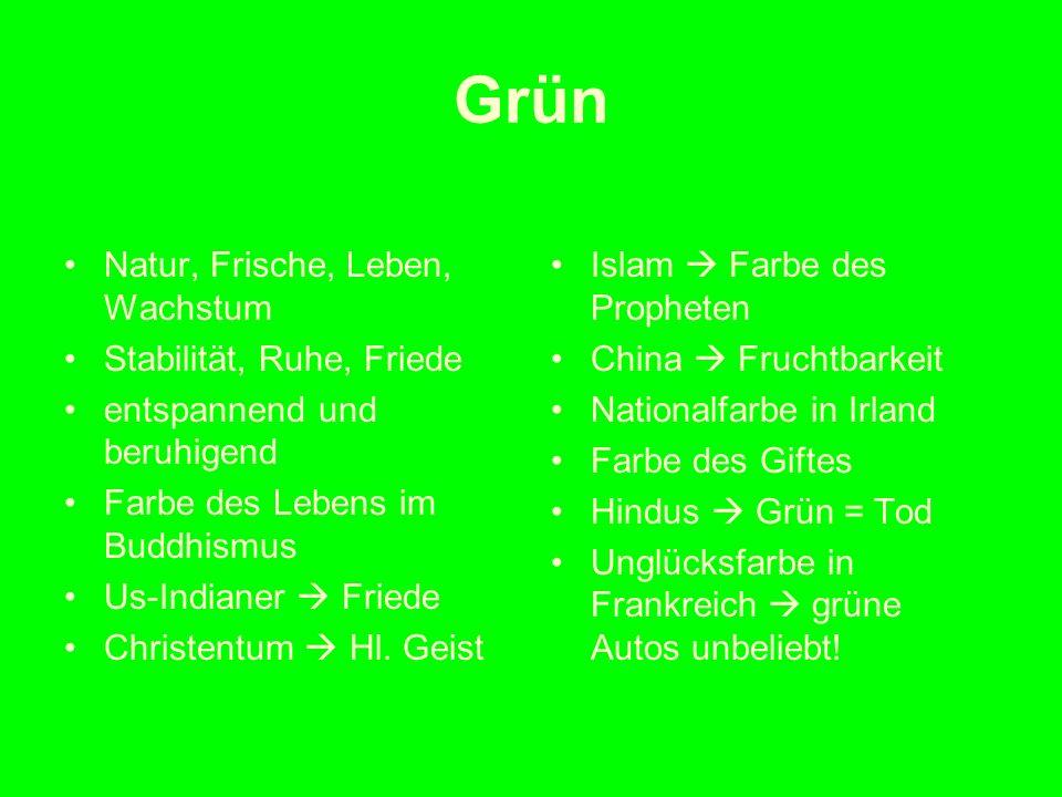 Grün Natur, Frische, Leben, Wachstum Stabilität, Ruhe, Friede