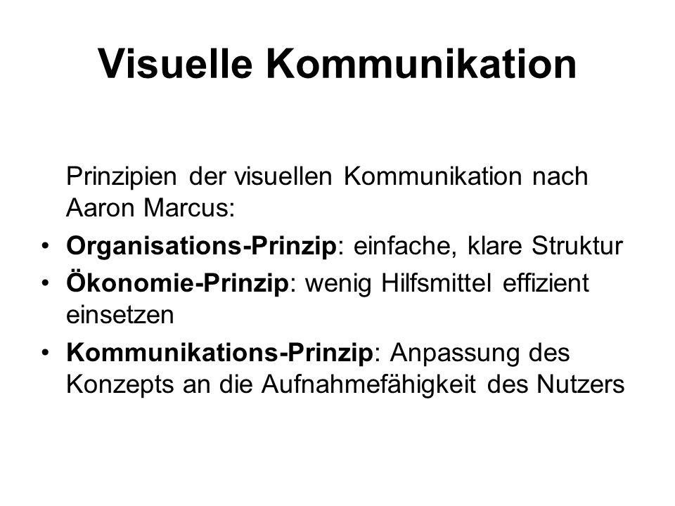 Visuelle Kommunikation