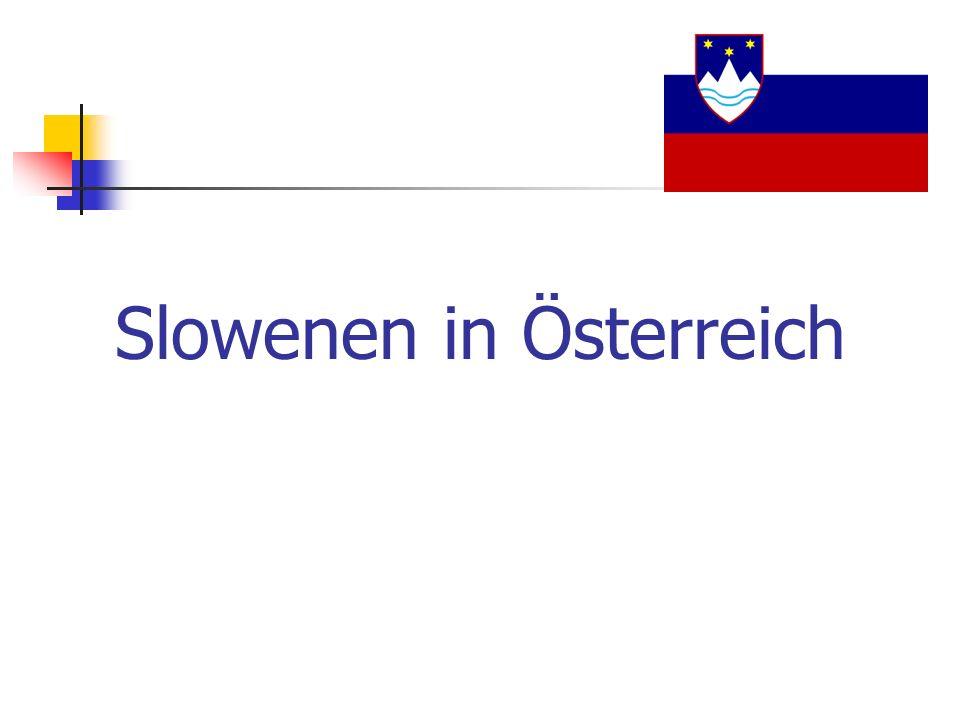 Slowenen in Österreich