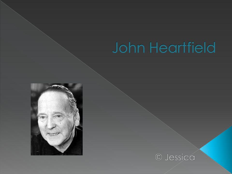 John Heartfield © Jessica