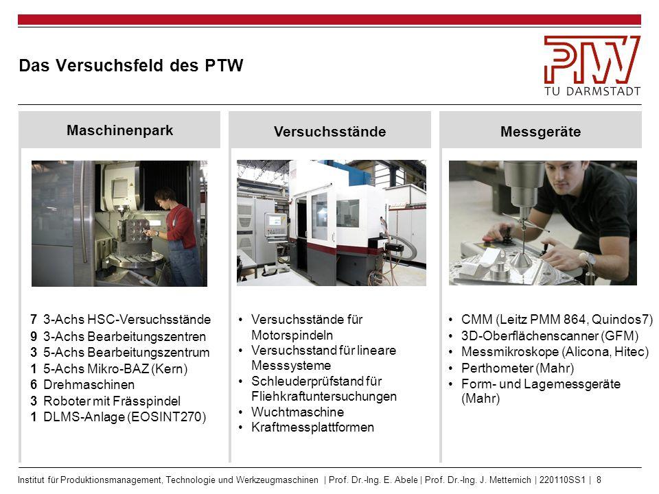 Seit 5 Jahren Lean Best Practice an der TU Darmstadt: Prozesslernfabrik CiP (Center für industrielle Produktivität)