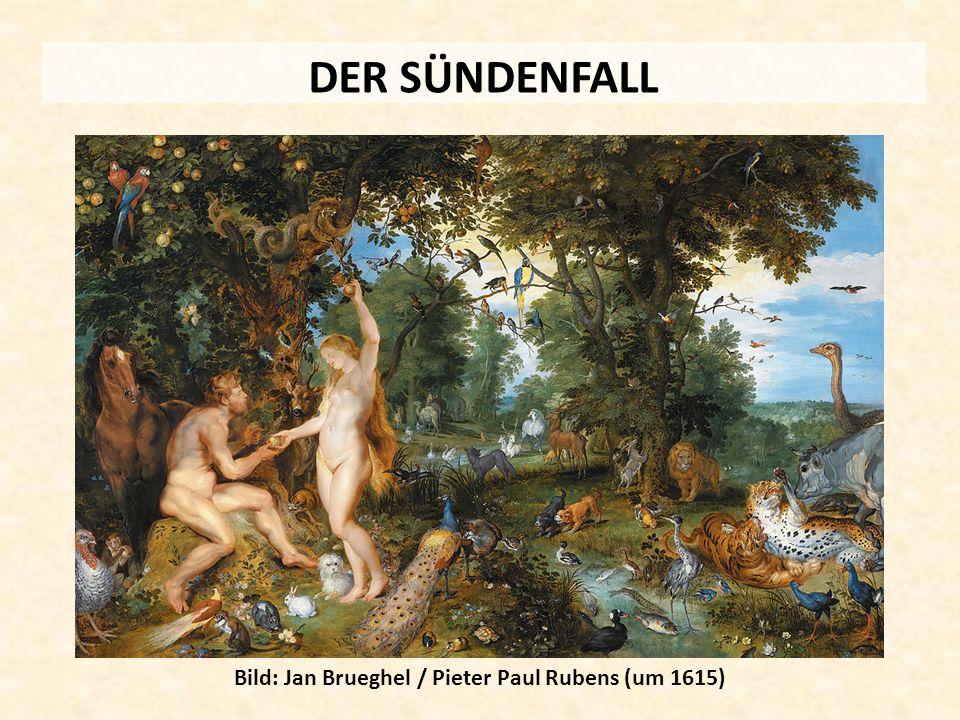 Bild: Jan Brueghel / Pieter Paul Rubens (um 1615)