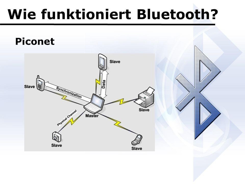 Wie funktioniert Bluetooth