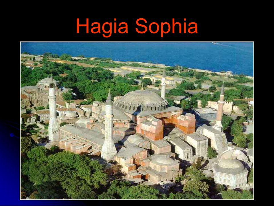 Hagia Sophia Istanbul - Referat Sonntag, 23. April 2017