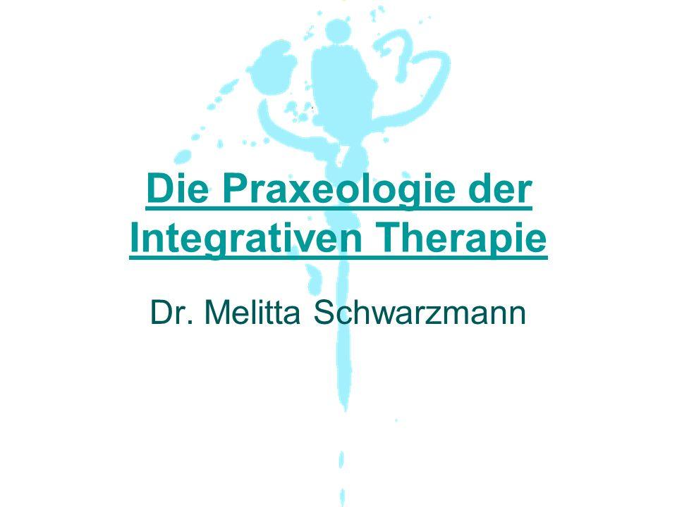 Die Praxeologie der Integrativen Therapie