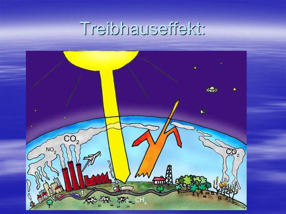 Treibhauseffekt: