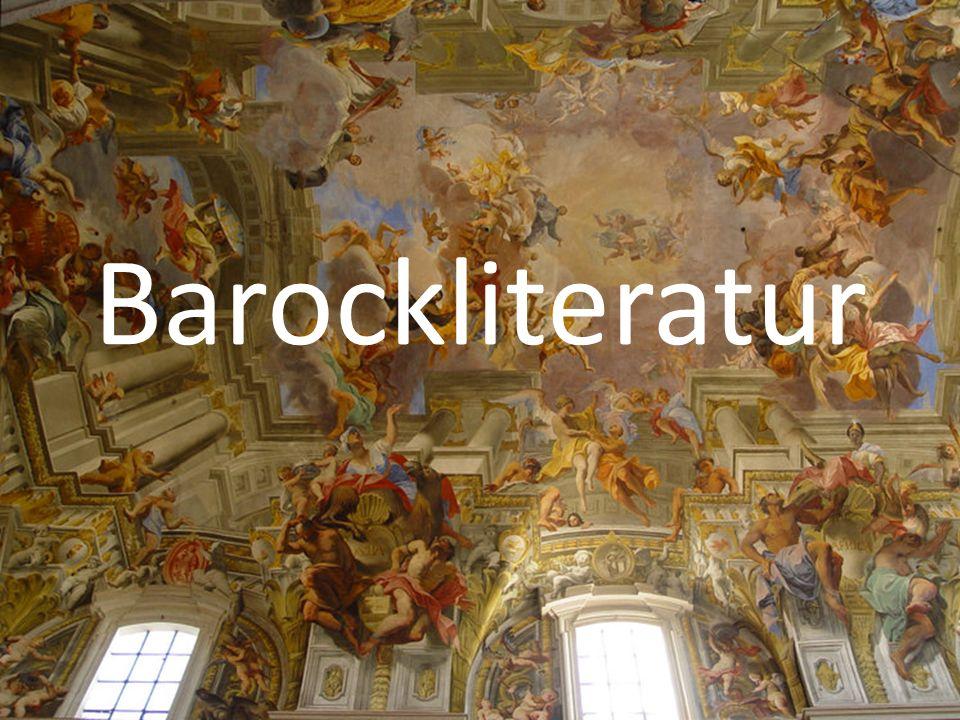 Barockliteratur