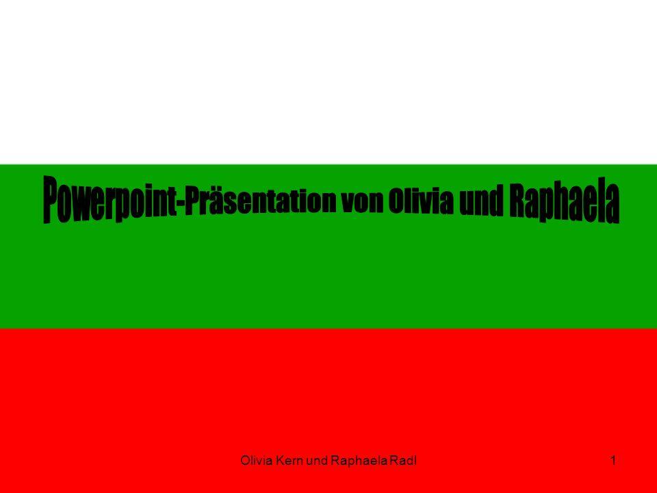 Powerpoint-Präsentation von Olivia und Raphaela