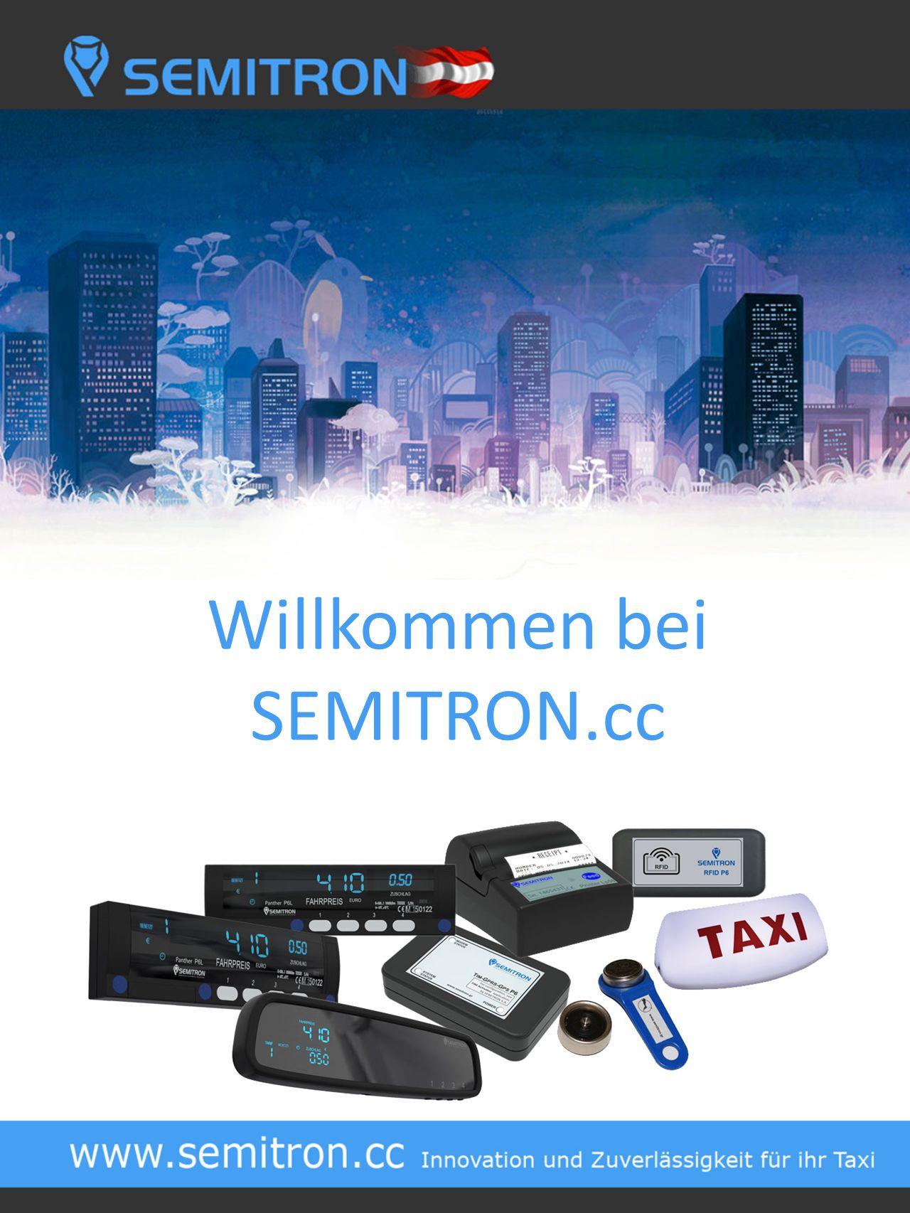 Willkommen bei SEMITRON.cc
