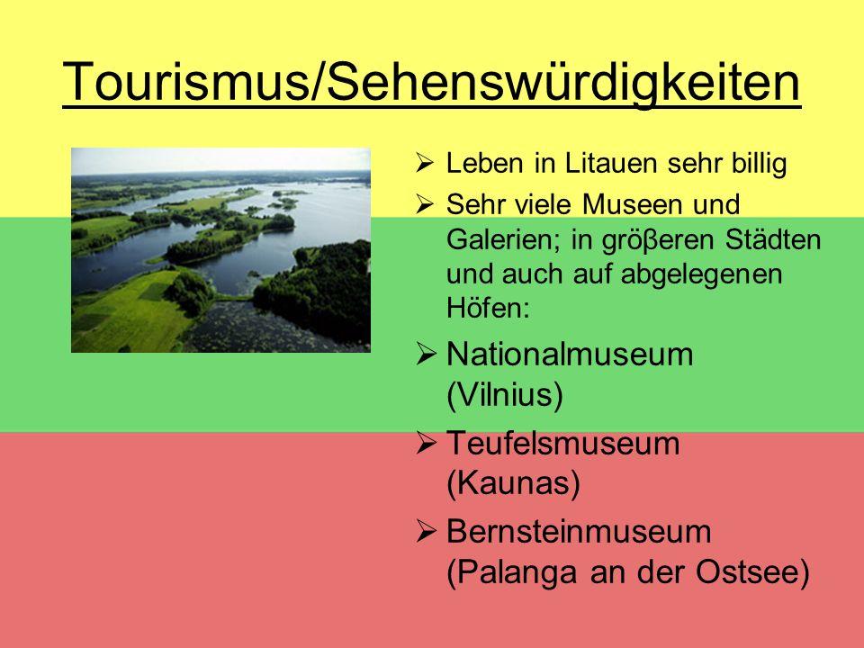Tourismus/Sehenswürdigkeiten
