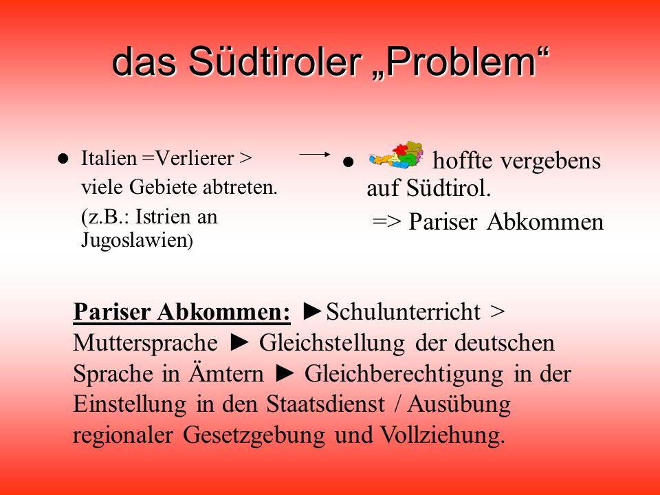 "das Südtiroler ""Problem"