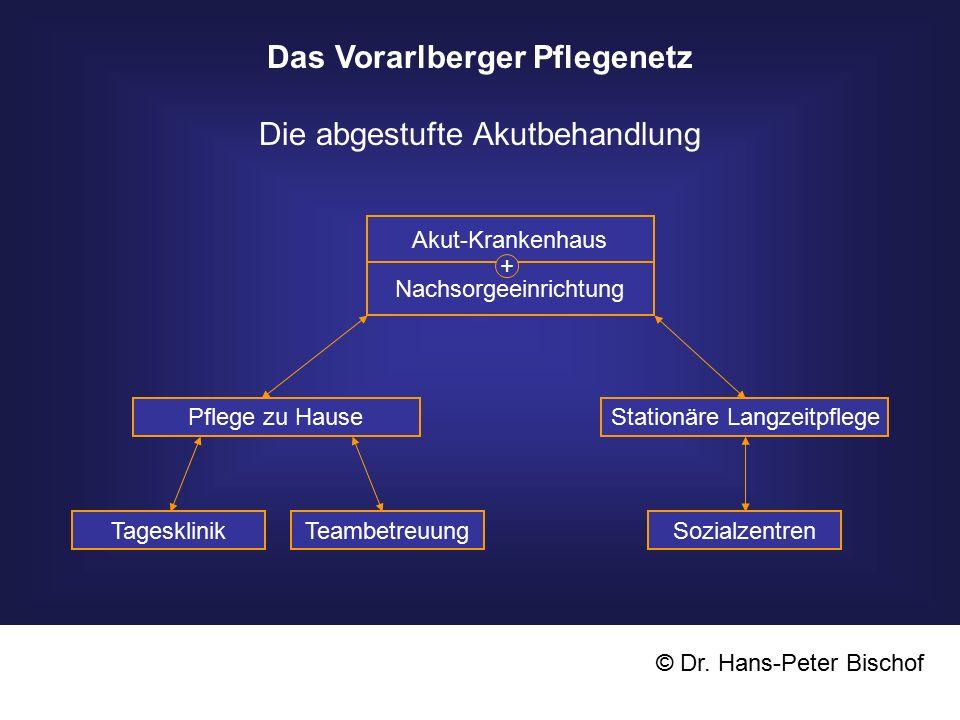 Das Vorarlberger Pflegenetz