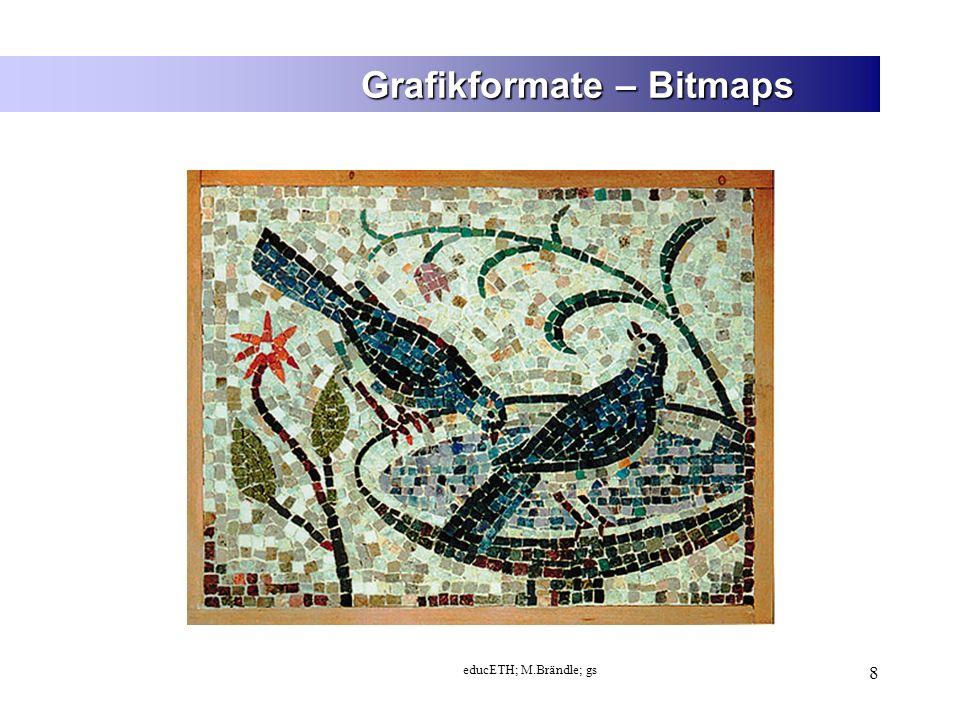 Grafikformate – Bitmaps