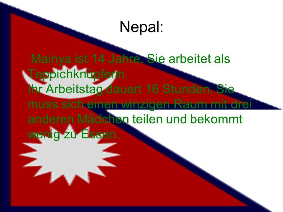 Nepal: