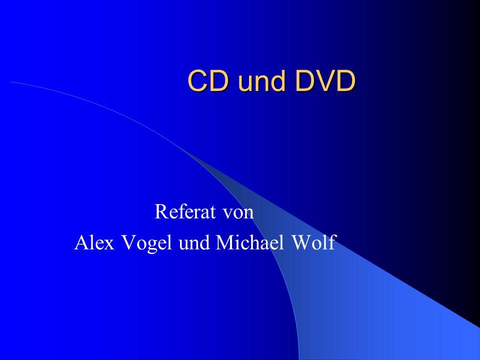 Referat von Alex Vogel und Michael Wolf