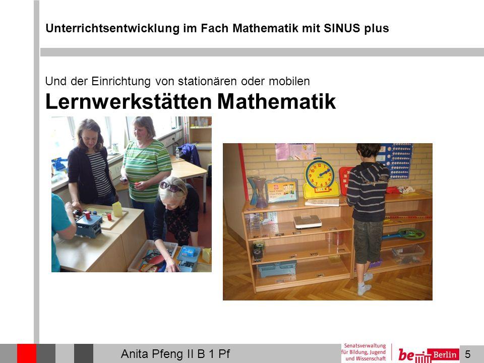 Lernwerkstätten Mathematik