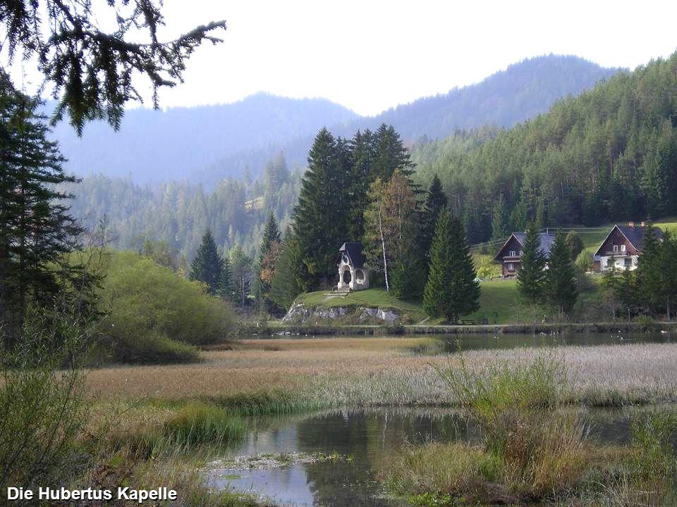 Die Hubertus Kapelle