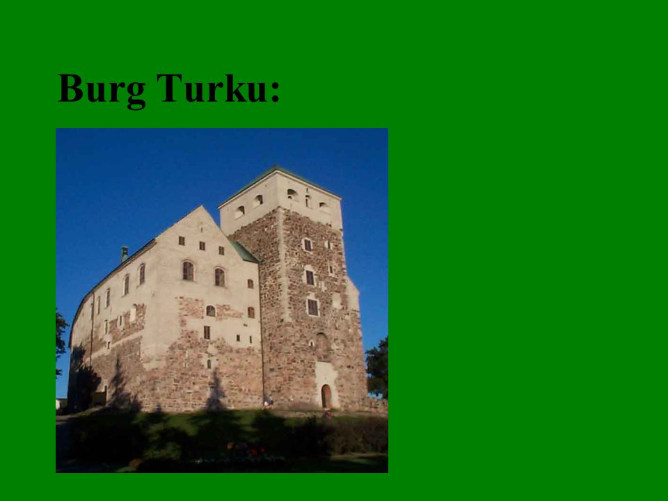 Burg Turku: