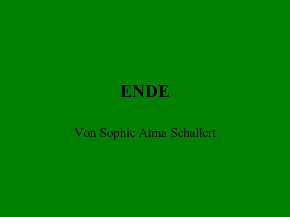 Von Sophie Alma Schallert