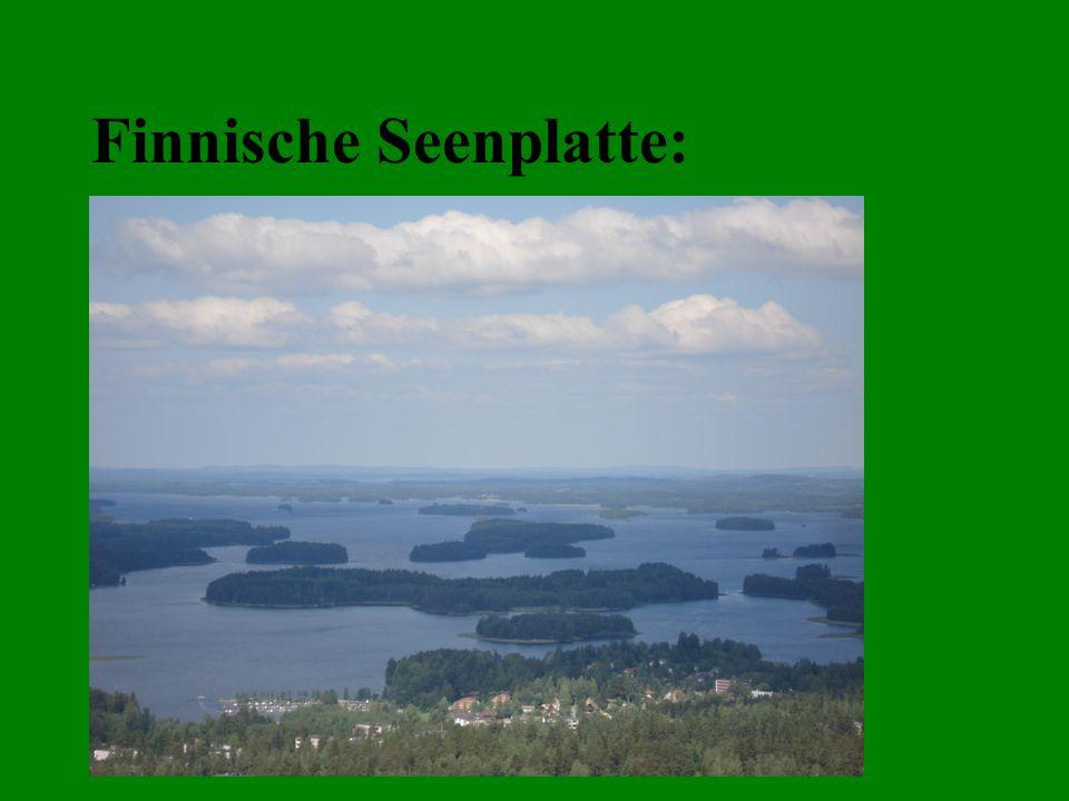 Finnische Seenplatte: