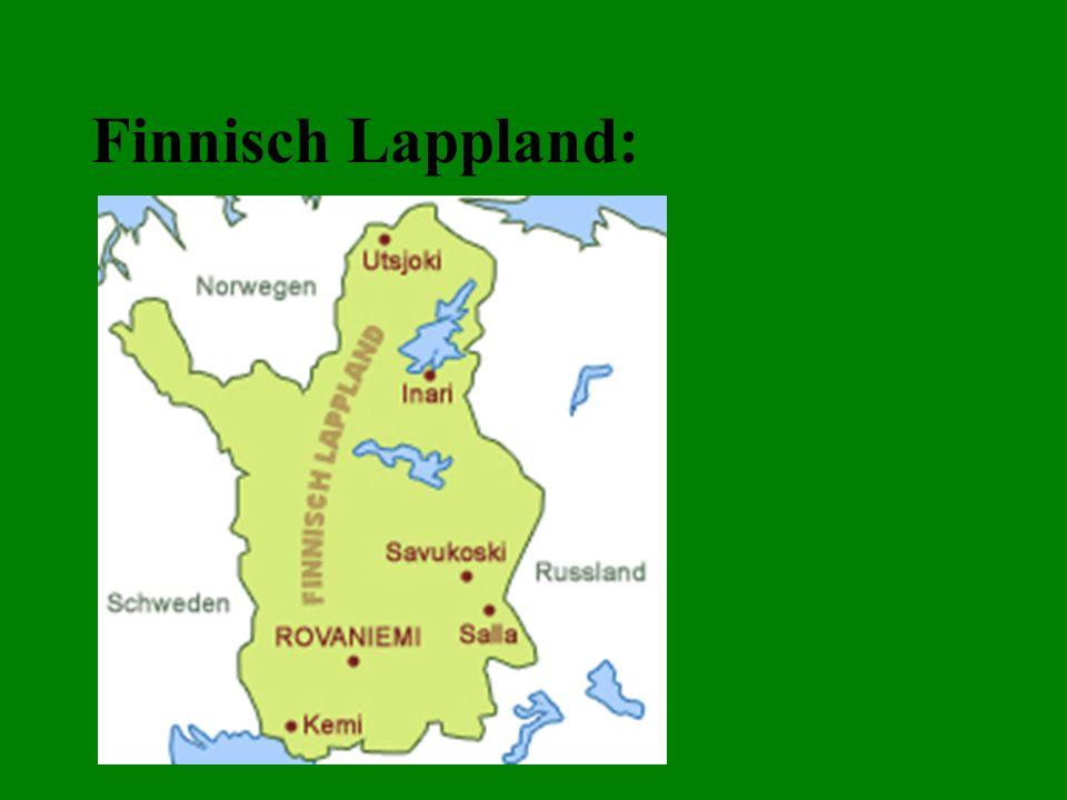 Finnisch Lappland: