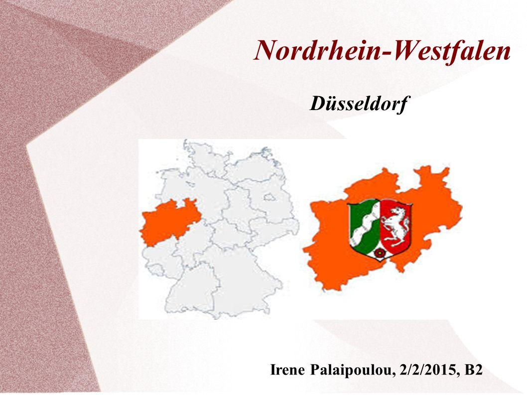 Nordrhein-Westfalen Düsseldorf Irene Palaipoulou, 2/2/2015, B2