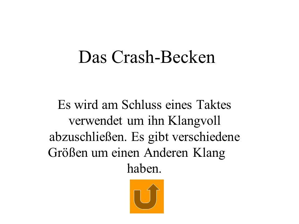 Das Crash-Becken